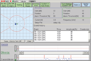 eddy-current-weld-line-software